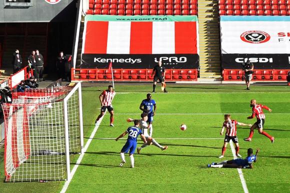 Sheffield United vs. Chelsea