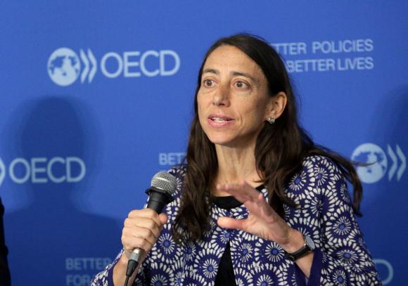 Ana Novik— Jefa de la división de Inversiones de la OECD
