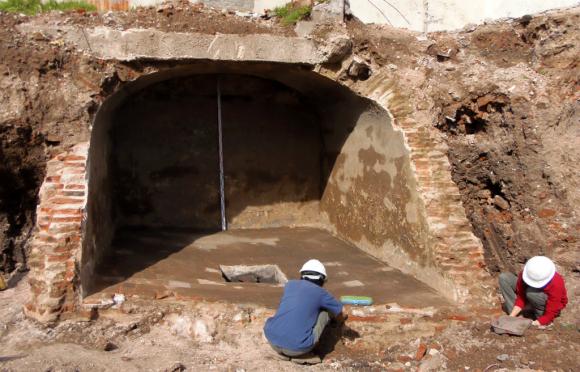 Torre de Ciudad Vieja incorporará hallazgo arqueológico. Foto: El País