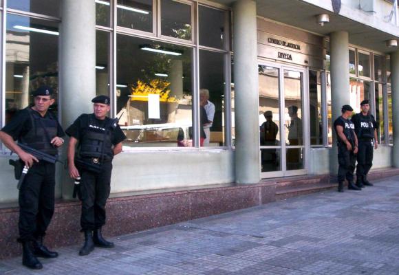 Centro de Justicia de Rivera. Foto: Archivo El País