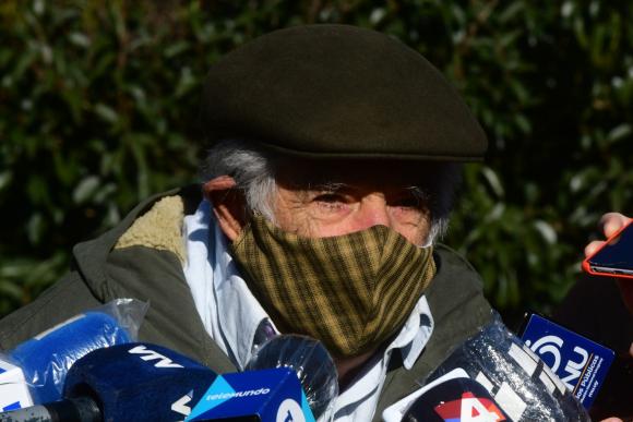 José Mujica. Foto: Francisco Flores.