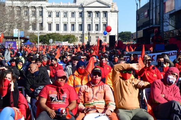 Asamblea general del Sunca. Foto: Francisco Flores