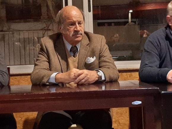 Florencio Escardó, el nuevo presidente de Trouville. Foto: Trouville.