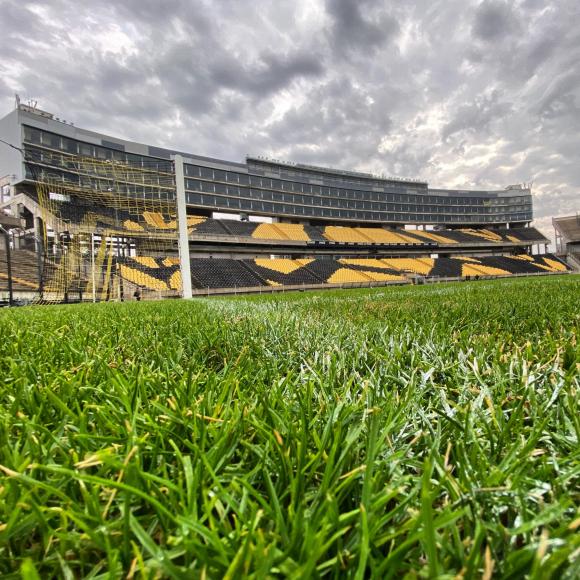 Estadio Campeón del Siglo. Foto: @OficialCAP.