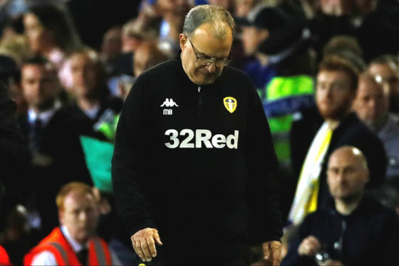 Sin consuelo: a Leeds no le alcanzó para ascender en la temporada 2018/2019 Foto: Reuters