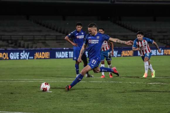Jonathan Rodríguez - Cruz Azul