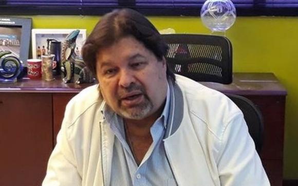 Jesús Berardinelli, presidente de la Federación Venezolana de Fútbol
