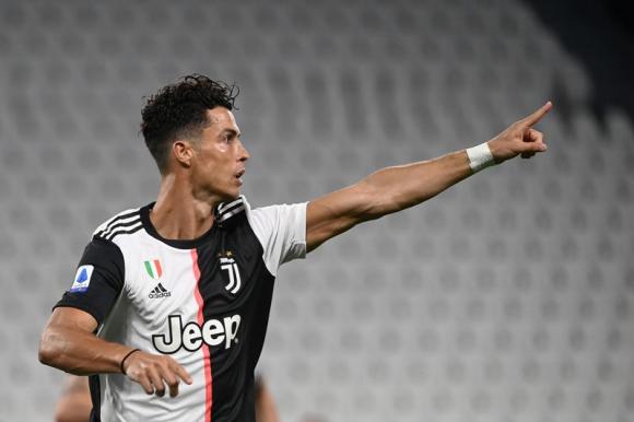 Cristiano Ronaldo ataca el liderazgo del goleo europeo