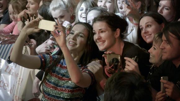 """Natalia Oreiro en el documental """"Nasha Natasha"""". Foto: Netflix"""