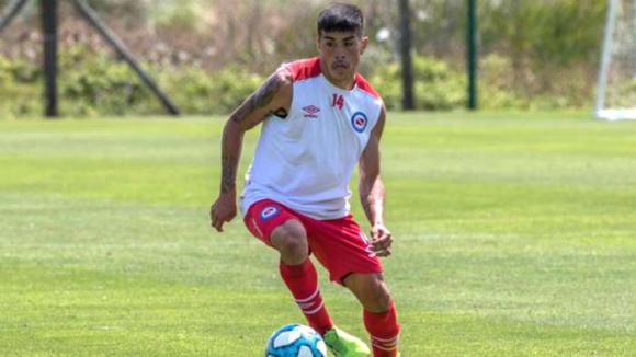 Gabriel Florentín. Foto: Argentinos Juniors.