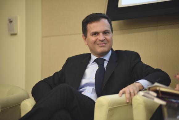 Alexandre Meira da Rosa, Vicepresidente de Países del BID