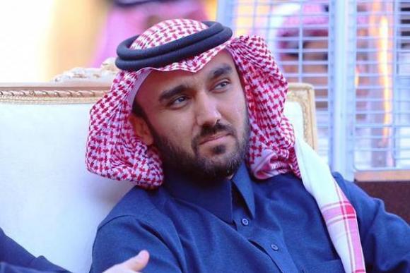 Abdulaziz bin Turki Al-Faisal, Ministro de Deportes