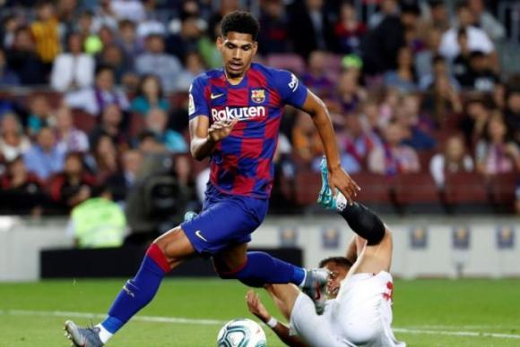 Ronald Araújo, definitivamente jugador del primer equipo del Barcelona