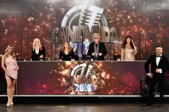 """""""Cantando 2020"""". Foto: Laflia."""
