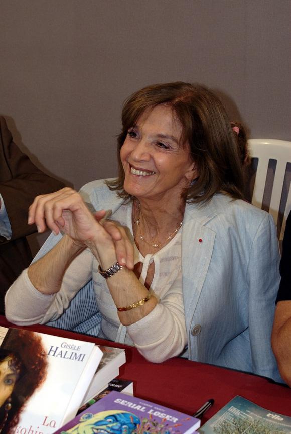 Gisele Halimi. Foto Wikimedia Commons