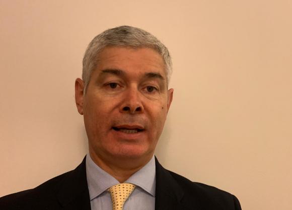 Luis Martinez, Presidente de Eurocámara Uruguay