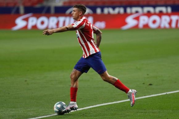 José María Giménez, referente del Atlético de Madrid