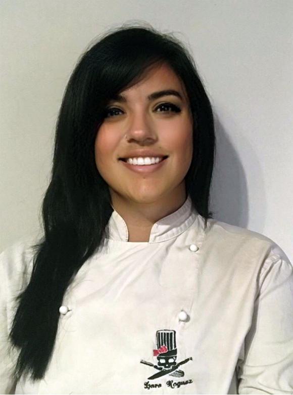 Lara Roguez, chef austriana, fue premiada como Chef del año 2020