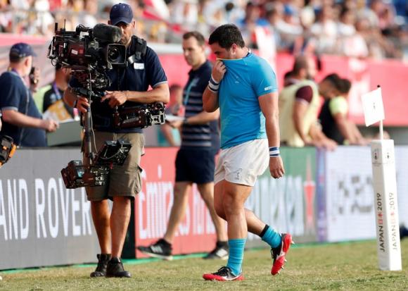 Rugby. Foto: EFE.