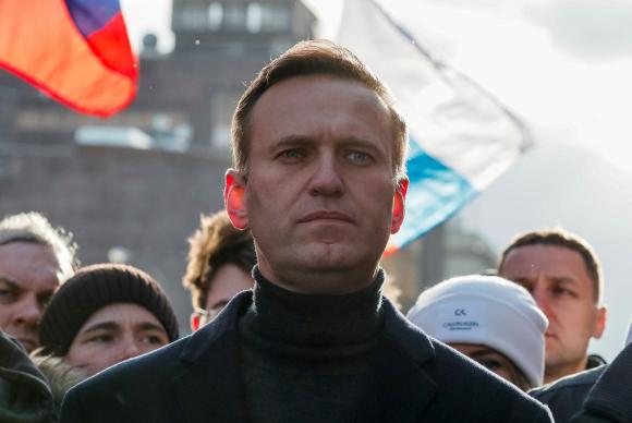 Alexei Navalny. Foto: Reuters.