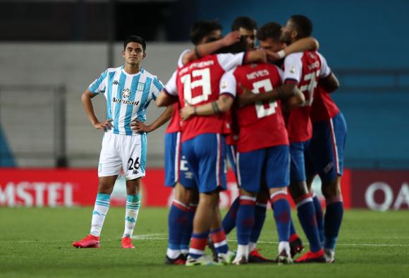 Lunes: Nuevos test al plantel de Nacional para ver quiénes jugarán con  Racing - Ovación - 26/09/2020 - EL PAÍS Uruguay