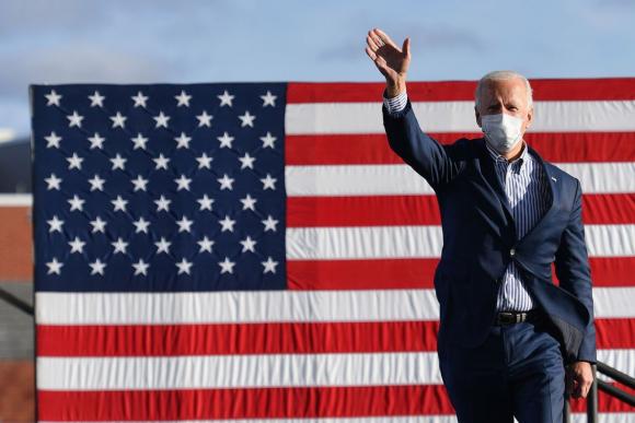 Joe Biden. Foto: AFP.