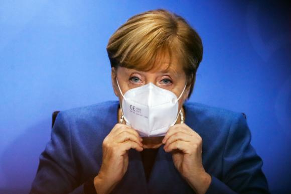 Angela Merkel. Foto: AFP