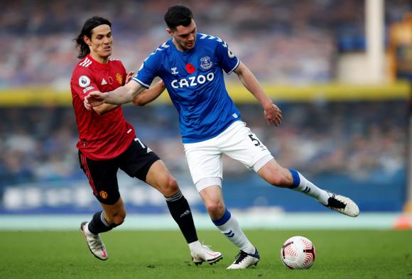 Everton - Manchester United: Cavani vuelve a donde hizo su primer gol en la  Premier - Ovación - 23/12/2020 - EL PAÍS Uruguay