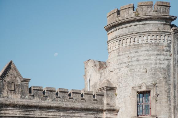 El castillo Morató, ubicado en Paysandú, abre sus puertas al público. Foto: Difusión.