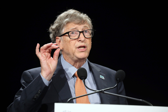 Bill Gates. Foto: AFP