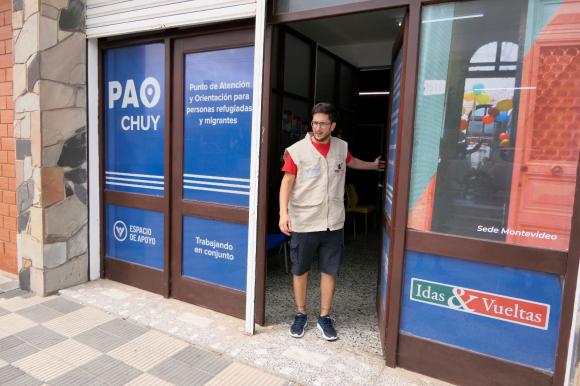 6043e96370cf3 - Cientos de cubanos llegan a Chuy y Rivera; sin visa ni trabajo muchos quieren volverse