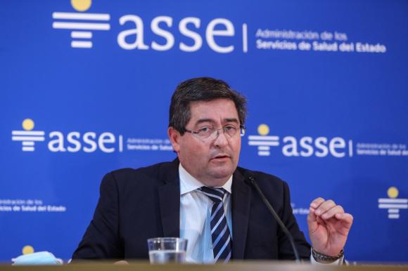 Leonardo Cipriani. Foto: ASSE