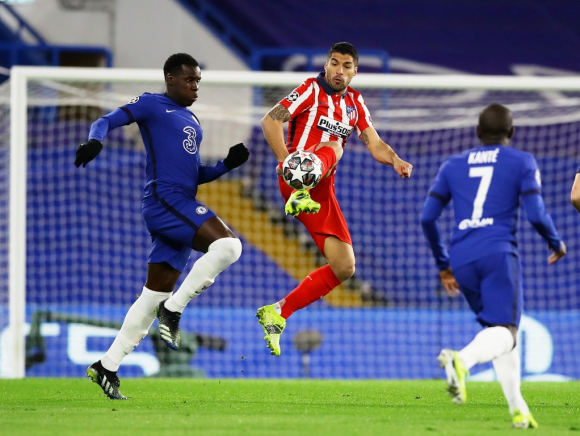 Chelsea derrota a Atlético de Madrid y lo elimina de la Champions League, los Blues clasificaron a los cuartos de final