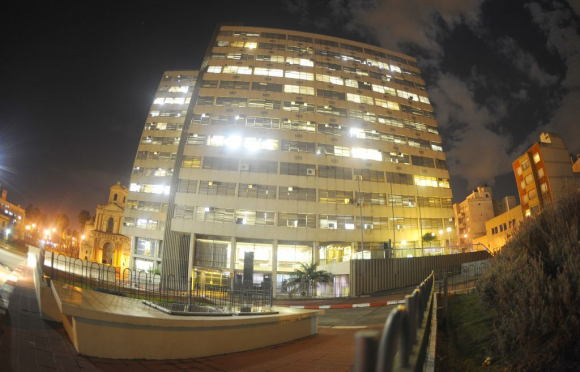 The BCU seeks to have better data on the non-bank financial sector (insurers, AFAP, credit administrators).  Photo: El País Archive