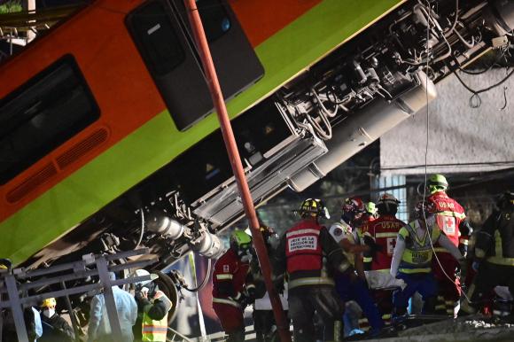 trabajadores-del-metro-de-ciudad-de-mexico-acusan-a-las-autoridades-de-desoir-sus-quejas-sobre-fallos-en-la-via