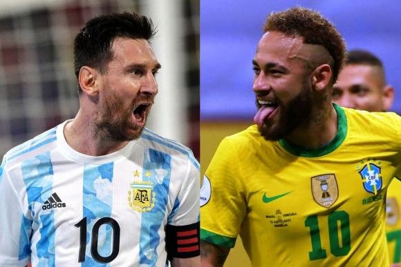 Cuándo es la final de la Copa América 2021: los detalles del partido entre  Brasil y Argentina - Ovación - 07/07/2021 - EL PAÍS Uruguay