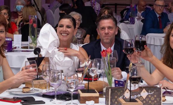 Sofía Rodríguez y Tomás Bartesaghi. Foto: Pablo Pena