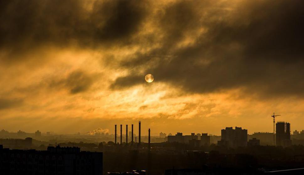 La contaminación atmosférica, el principal riesgo de salud medioambiental en Europa. Foto: Pixabay