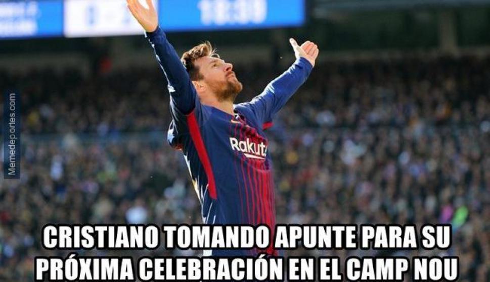 Los memes del clásico entre Real Madrid y Barcelona