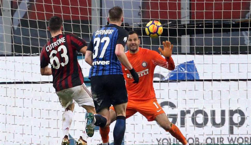 AC Milan vs Inter de Milán, fecha 19 serie A — En vivo