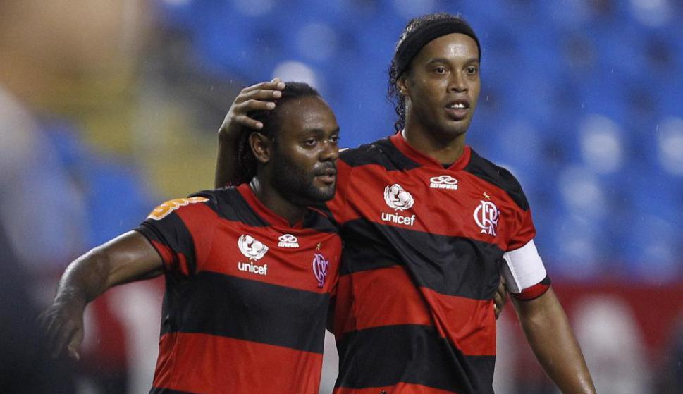 Ronaldinho. Foto: Archivo El País