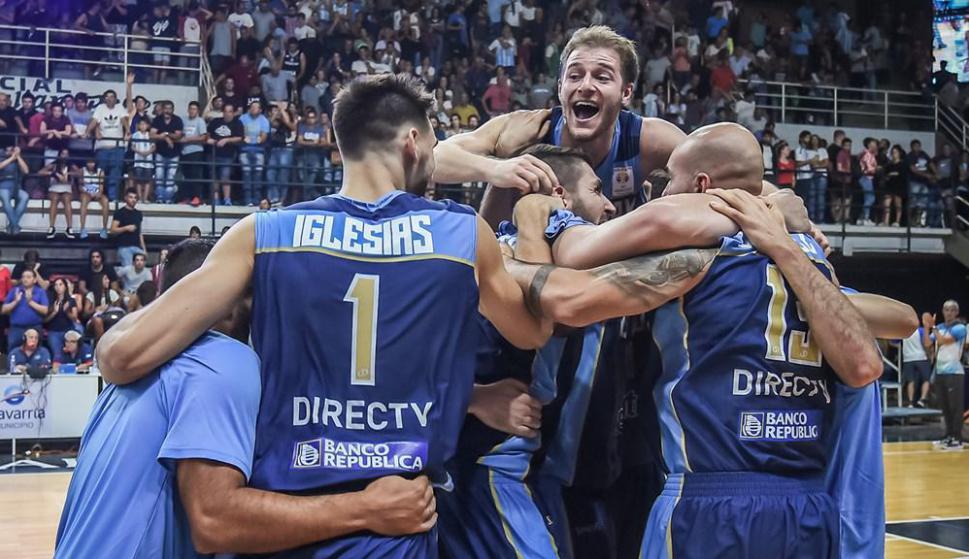 Uruguay da el golpe y derrota a la Argentina como visitante