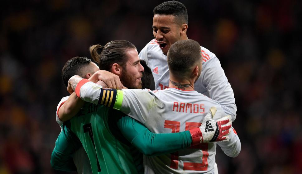 Argentina cayó 6 a 1 frente a España — Paliza histórica
