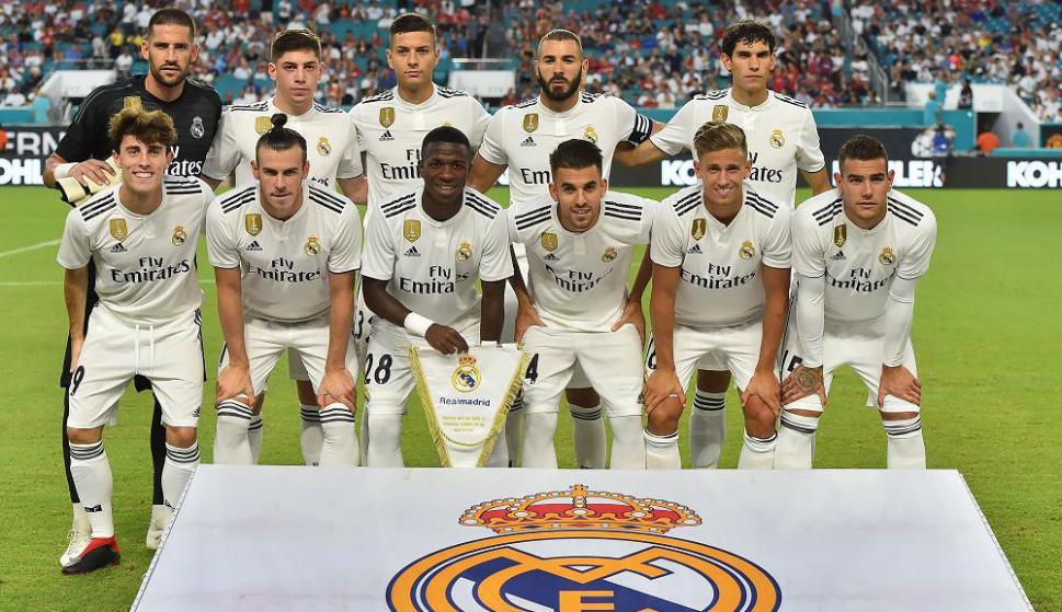 Camiseta Real Madrid Valverde