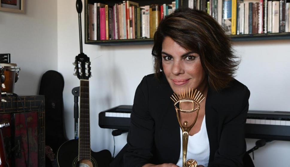 Victoria Rodríguez. Foto: Darwin Borrelli