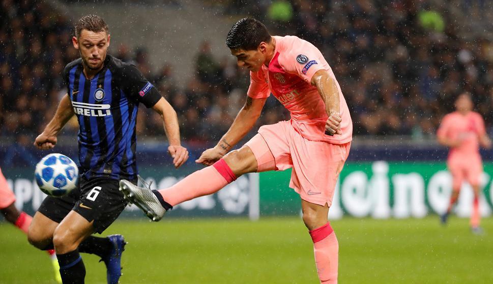 963f5750d70b0 Barcelona por la clasificación y Suárez por romper la racha - Fútbol ...