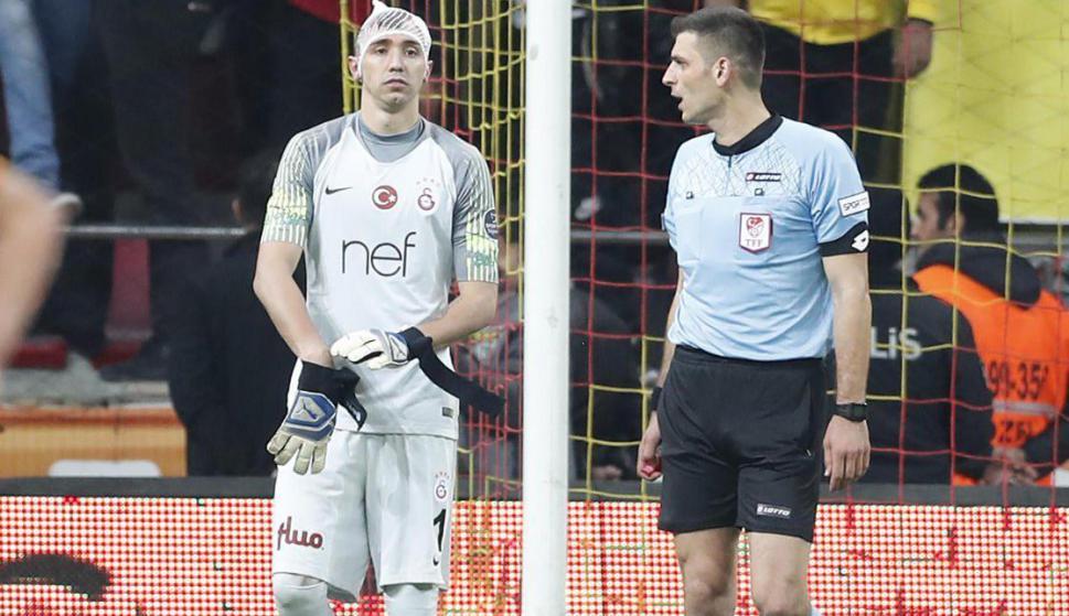 Fernando Muslera. Foto: @GalatasaraySK.