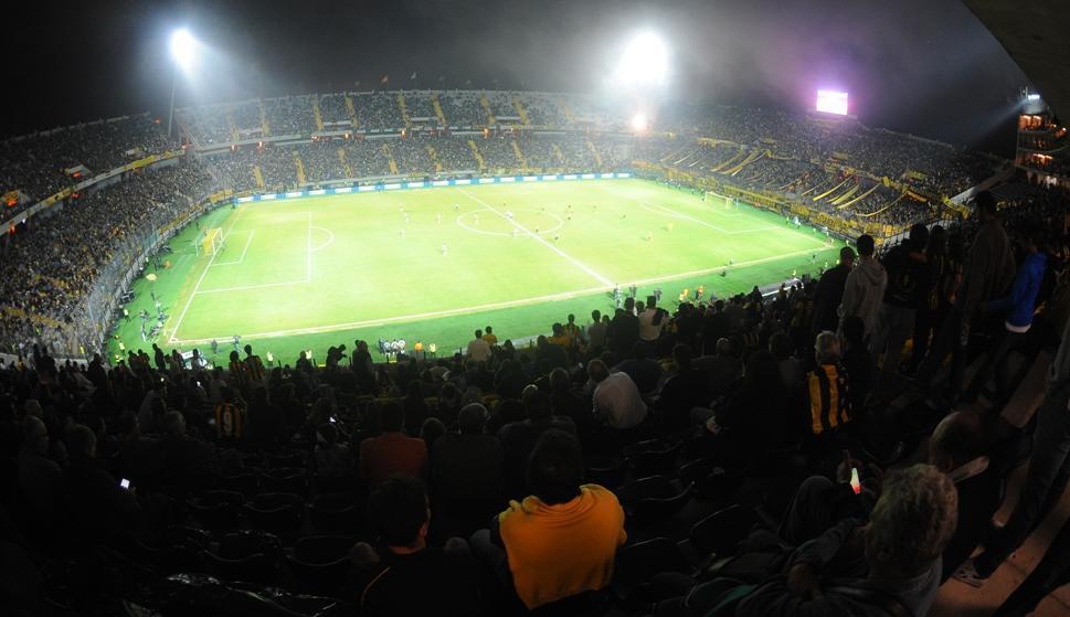 Estadio Campeón del Siglo. Foto: Archivo El País.