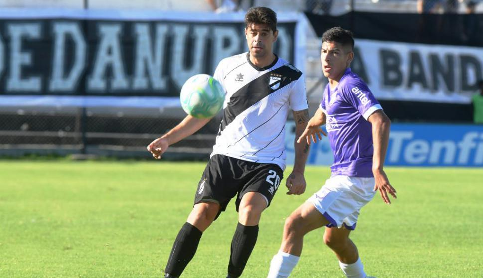 Danubio vs.Defensor