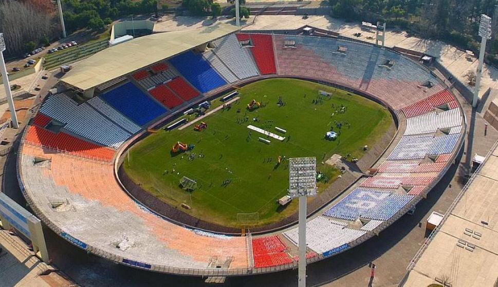 Malvinas Argentinas (Mendoza) - 40.000 espectadores